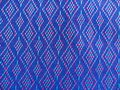 Pattern thai fabrics Stock Photo