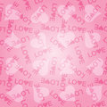 Pattern for valentines day abstract seamless Stock Photos