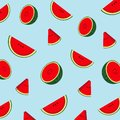 Pattern watermelon for printing product