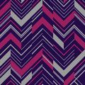 Pattern in zigzag colored Royalty Free Stock Photo