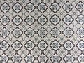 Patterned background tiles for flooring. Royalty Free Stock Photo