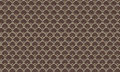 Patterned fabric texture seamless ornamental background Royalty Free Stock Image