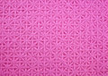 Patterned pink sponge Stock Photos