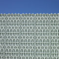 Patterned wall Stock Photography