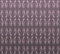 Patterned wallpaper Royalty Free Stock Photography