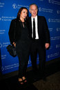 Patty smyth john mcenroe new york nov and wife attend the american museum of natural history s museum gala at american museum of Stock Images