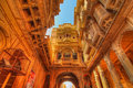 Patwon ki Haveli in Jaisalmer Royalty Free Stock Image