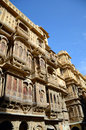Patwon ki haveli in jaisalmer india Stock Photos