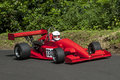Paul Alexander in the Pilbeam MP62 001 Stock Photography