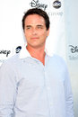 Paul gross arriving at the abc tv tca party at the langham huntington hotel spa in pasadena ca on august Stock Images