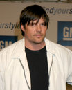 Paul johansson gm fashion show tent hollywood los angeles ca february Royalty Free Stock Image
