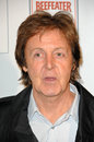 Paul McCartney Stock Photo