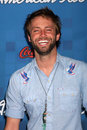 Paul mcdonald los angeles arrives at the american idol season finalists party at the grove on march in los angeles ca Royalty Free Stock Photography