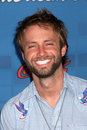 Paul mcdonald los angeles arrives at the american idol season finalists party at the grove on march in los angeles ca Stock Image