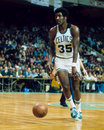 Paul silas boston celtics Lizenzfreies Stockfoto