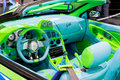 Paul Walker Fast&Furious Mitsubishi Eclipse Royalty Free Stock Photo