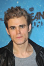 Paul Wesley Royalty Free Stock Image