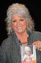 Paula Dean at a personal appearance, Barens & Noble, Glendale, CA.  11-11-09 Stock Photos