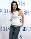 Pauley perrette cbs tca party padadena ca july kathy hutchins hutchins photo Royalty Free Stock Images