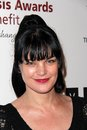 Pauley perrette at the genesis awards benefit gala beverly hilton beverly hills ca Royalty Free Stock Photos