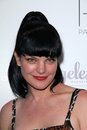 Pauley perrette at the nd annual patterns for paws pup a razzi benefiting the amanda foundation pacific design center west Royalty Free Stock Images