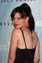 Pauley perrette at the women in film s crystal lucy awards beverly hilton hotel beverly hills ca Stock Photos