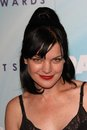 Pauley perrette at the women in film s crystal lucy awards beverly hilton hotel beverly hills ca Royalty Free Stock Photo