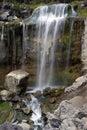Paulina Creek Falls - Central Oregon Royalty Free Stock Photography