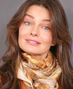 Paulina Porizkova Royalty Free Stock Photos