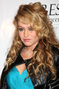 Paulina Rubio Royalty Free Stock Photo