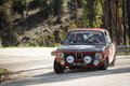 Paulo Marques drives a BMW 1600 Stock Photography