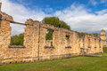 Pauper s mess at port arthur tasmania ruins of the historic site which until was a penal colony for prisoners the site unesco Royalty Free Stock Images