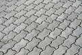 Pavement bricks Stock Images