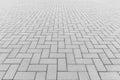 Paver block floor background