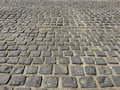 Paving floor of granite stone Stock Photos
