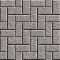 Paving slabs seamless tileable texture gray rectangular Stock Images
