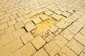 Paving stones Royalty Free Stock Photos