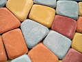 Paving stones Stock Image