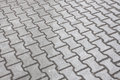 Paving stones as a background Royalty Free Stock Images