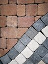 Paving Stones - Different Colo...