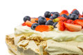 Pavlova Close Up III Royalty Free Stock Photo