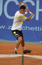 PAVOL CERVENAK, ATP TENNIS PLAYER Stock Photo