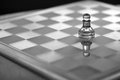 Pawn Chess Piece - business concept series. Stock Image
