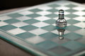 Pawn Chess Piece - business concept series. Royalty Free Stock Image