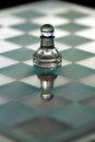 Pawn Chess Piece - business concept series. Stock Photo