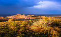 Pawnee Buttes Royalty Free Stock Photo