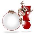 Paws Reindeer