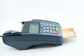 Payment machine Royalty Free Stock Photos