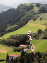 Pays basque Royalty Free Stock Photos