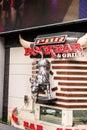 Pbr rockbar en grill Royalty-vrije Stock Foto's